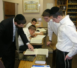 Yeshiva Toras Chaim Students